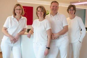 Frauenärztinnen und Frauenärzte der gynäkologischen Praxis Dr. Englisch in Bielefeld