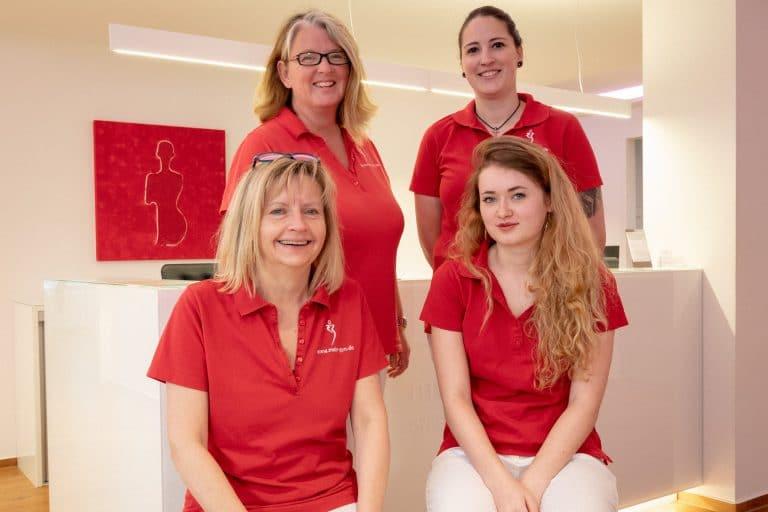 Arzthelferinnen Frauenarztpraxis Bielefeld