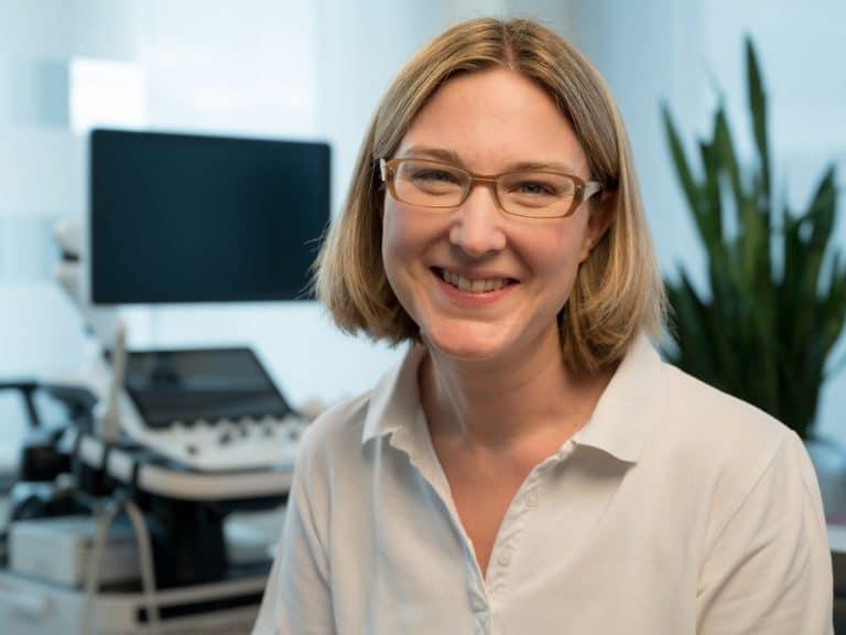 Frauenärztin Dr. Stephanie Kleinholtz